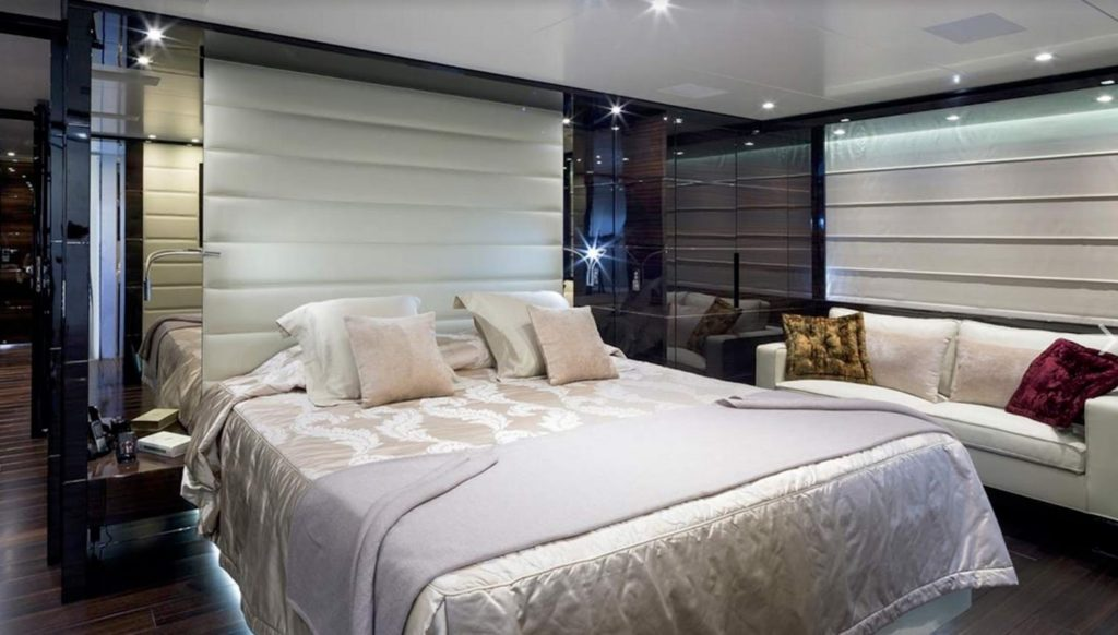 Dropped ceilings for bedrooms
